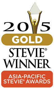 2015 Stevie Winner - Woman of the Year, Asia-Pacific Stevie Awards